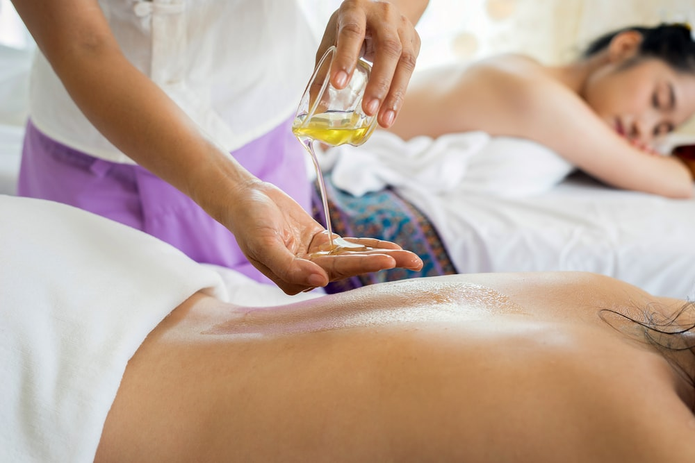 buy massage oil with crypto